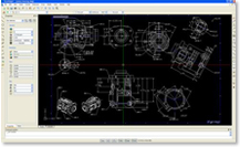 DraftSight - 免費的2D CAD軟件